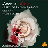 Love & Loss: Music of Rachmaninoff, Vol. 2 - Etudes-Tableaux