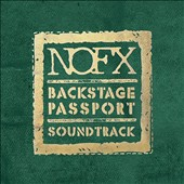 NOFX: Backstage Passport [Digipak]