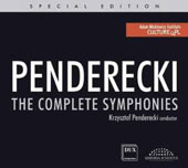 Penderecki: The Complete Symphonies (Nos. 1-8) / The Polish Sinfonia Iuventus Orchestra; Penderecki [BACK ORDERED UNTIL FEB. 26]