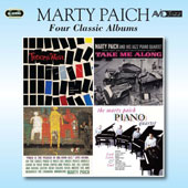 Marty Paich: 4 LPS - Tenors West/Take Me Along/Picasso