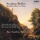 Stephen Heller: Romantic Music for Piano / Marc Pantillon