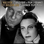 Various Artists: Golden Age of French Film Music