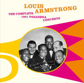 Louis Armstrong: Complete 1951 Pasadena Concerts *