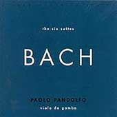 Platinum - Bach: The Six Suites / Paolo Pandolfo