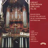 Great European Organs Vol 61 - St Laurens' Church, Rotterdam