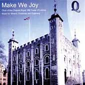 Make We Joy - Music for Advent, Christmas and Epiphany