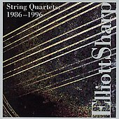 Eliot Sharp: String Quartets 1986-1996