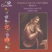 Tom&aacute;s Luis de Victoria: Motets / Victoria Voices and Viols