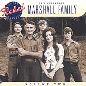 Marshall Family: Legendary Marshall Family, Vol. 2 *