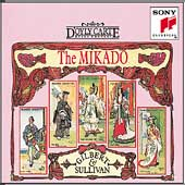 John Pryce-Jones/D'Oyly Carte Opera Company: Gilbert & Sullivan: The Mikado