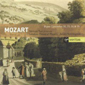 Mozart: Four Piano Concertos / Tan, Norrington, et al