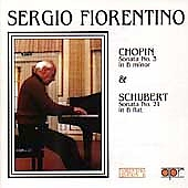 Sergio Fiorentino Edition II - Chopin, Schubert: Sonatas