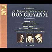 Mozart: Don Giovanni / Wilhelm Furtw&#228;ngler, et al
