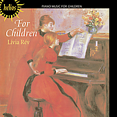 For Children - Bach, Daquin, Mozart, et al / Livia R&eacute;v