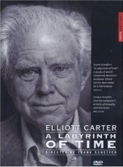 Elliott Carter - A Labyrinth of Time / Interviews with Daniel Barenboim & Pierre Boulez [DVD]