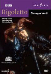 Verdi: Rigoletto / Downes/Royal Opera, Alvarez, Gavanelli, Schafer [DVD]