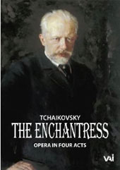 Tchaikovsky: The Enchantress / Reznikov, Zyryanova, Stepanov [DVD]