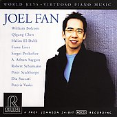 World Keys - Bolcom, Chen, Liszt, Prokofiev / Joel Fan