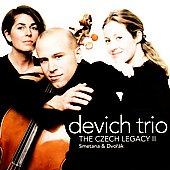 The Czech Legacy 2 - Smetana & Dvor&aacute;k / Devich Trio