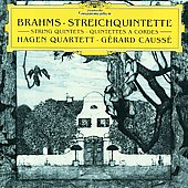 Brahms: String Quintets