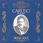 Prima Voce - Caruso in Song