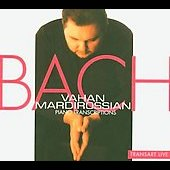 Bach: Piano Transcriptions / Vahan Mardirossian