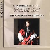 Charming Strephon - Lawes, Blow, et al / Consort of Musicke
