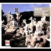 Basics - Bach: Brandenburg Concertos no 1-3, etc / Koch