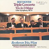 Beethoven: Triple Concerto, Trio in D Major / Beethoven Trio