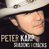 Peter Karp: Shadows and Cracks
