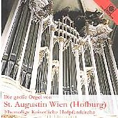 French Organ Music at St. Augustin, Vienna / Michael Gailit