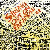 Various Artists: The String Quartet Tribute to Paramore [EP]