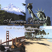 An American Portrait - Piano Music, etc / Tinturin, Gietzen