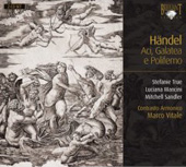 Handel: Aci, Galatea e Polifemo / Vitale, True, Mancini, Sandler, et al