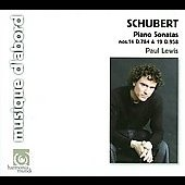 Schubert: Piano Sonatas D 784 & D 958 / Paul Lewis