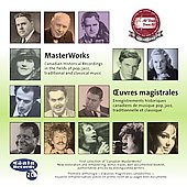 Masterworks - Verdi, Bach, et al / Glenn Gould, Maureen Forrester, Teresa Stratas, Oscar Peterson