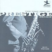 Various Artists: The Very Best of Prestige: Prestige 60th Anniversary
