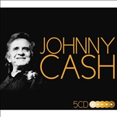 Johnny Cash: Get Rhythm & Life Goes On [Box]