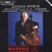 Dvorak: Concerto for Cello, Silent Woods / Jarvi, Helmerson