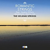 Romantic Strings: Elgar, Vaughan Williams, Mendelssohn, Sibelius, Suk