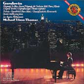 Gershwin: Rhapsody in Blue, etc / Tilson Thomas