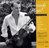 Skowronski Plays! Live in Concert