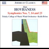 Alan Hovhaness: Symphonies Nos. 7, 14, 23