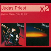 Judas Priest: Stained Class/Point of Entry [Box]