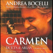 Carmen: Duets and Arias / Terfel; Bocelli; Domashenko; Mei
