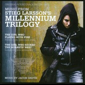 Jacob Groth: Music from Stieg Larsson's Millennium Trilogy