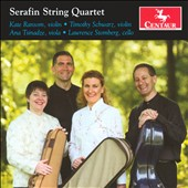 Serafin String Quartet / Barber, Dvor&aacute;k et al