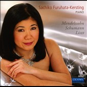 Piano Works by Mendesslohn, Liszt & Schumann