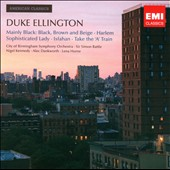 Duke Ellington: Mainly Black; Harlem; Sophisticated Lady; Etc.