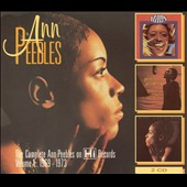 Ann Peebles: The Complete Ann Peebles on Hi Records, Vol. 1